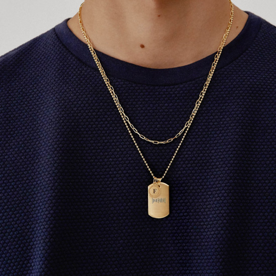 Voice Tag Necklace